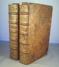 ABREGE DU DICTIONNAIRE DES CAS DE CONSCIENCE DE M. PONTAS / 1783 2 vol. RELIURE