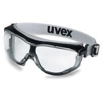Uvex Vollsichtbrille Motorradbrille Bike Sportbrille goggle Schutz brille Augen