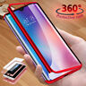 For Redmi Note 7 6 Pro Shockproof 360° Full Body Hard Case Cover For Xiaomi Mi 9