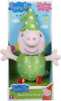 Peppa Pig - MUSICAL PARTY GEORGE - With Music - NEW
