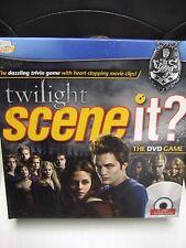 Twilight Scene it? The DVD game - Complete Brand new