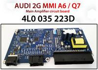 4L0035223D AUDI 2G MMI HIGH Amplifier Circuit board for Audi A6 Audi Q7