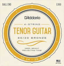 D'Addario EJ66 Tenor Guitar Strings 10-32