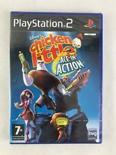 PS2 Disney's Chicken Little Ace in Action, UK Pal, Brand New & Factory Sealed