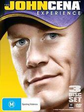 WWE - John Cena Experience (DVD, 2010, 3-Disc Set) - Region 4
