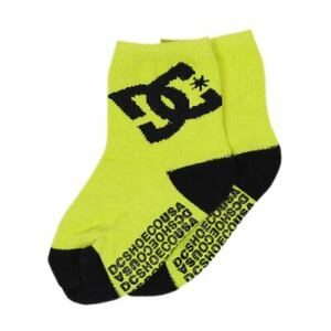 *BRAND NEW* DC SHOES BABY CRIB SOCK (Size 3 - 24 months)