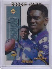 Randy Moss ROOKIE CARD Minnesota Vikings Triumph Edge 1998 FOOTBALL NFL RC!!