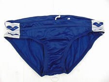 Vintage 80 ARENA Slip 9 10 Anni 60 Costume Trunks Shorts Pool Bambino Kid Spitz