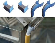 More details for greenhouse gutter outlet & blank
