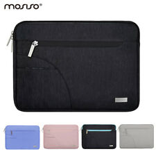 Mosiso Sleeve Case Bag for Macbook Air Pro 13 15 Notebook HP Dell 11 13.3 15.6
