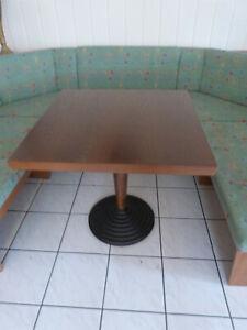 Bistrotisch Holz in Gastronomie Tische günstig kaufen | eBay