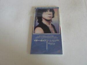 "iggy pop - cold metal/tom tom - 3"" single - [1988] - japan"