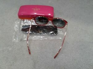 Kate Spade Sun Glasses with case