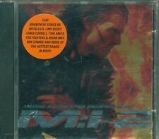 Mission Impossible 2 - Metallica/Limp Bizkit/Foo Fighters + Sticker Cd Perfetto