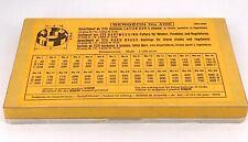 Bergeon 4166 Assorted Buchones Replacement Watchmakers Spare Buckles 3WC-