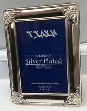 """Decorative Silver Plated Photo Frame 3.5"""" X 5"""""""