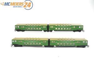 E101 Prefo TT 2x Personenwagen Doppelstockwagen 12 085-5 DR