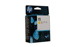 GENUINE HP 11 Yellow Ink Printhead C4813A