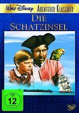 DIE SCHATZINSEL (Bobby Driscoll, Robert Newton) Walt Disney DVD NEU+OVP
