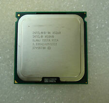 Intel Xeon Processor X5260 6M Cache 3.33 GHz, 1333 MHz FSB SLANJ 90 Day Warranty