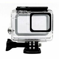 Hero 7 White Silver Waterproof Diving Surfing Protective Housing Case Gopro
