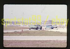 1975 Daytona 24 Hrs - John Carusso #42 Corvette - Original 35mm Race Slide