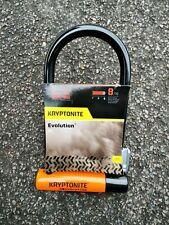 Kryptonite Evolution U-Bracket Lock with Flex Frame