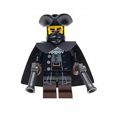 YRTS Lego 71018 Serie 17 El Hombre Misterioso Figura 16 ¡New! Minifigura