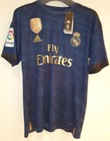 Real Madrid Away Shirt 19/20, Various Sizes, Brand New With Tags, Hazard 7