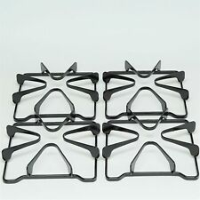4 Pack of Gas Range Burner Cooking Grates for Whirlpool 8053458 (WPW10268483)