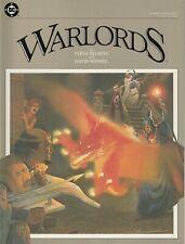 DC Comics Warlords Graphic Novel #2