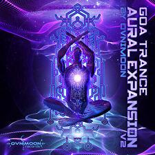 Goa Trance Aural Expansion V2  -  Ovnimoon  VA/CD  [Goa Trance / Rare / Import]
