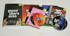 Grand Theft Auto Double Pack - Complete Original Xbox Game