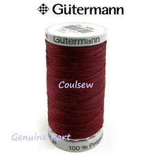 Gutermann 2t100e/ Reds | 100 Polyester Extra Strong Sewing Thread 100m 369