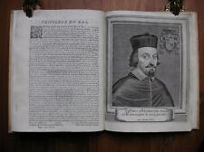 F. Bignon 'les portraictz...' , Westphalie la paix, 33 portraits, rara!, 1648