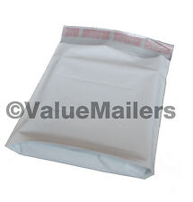 """1000 10x13 x 2"""" Expansion Poly Mailers Bags Plastic Shipping Envelopes"""