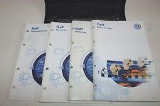 VW GOLF 4 Betriebsanleitung 1998 Bedienungsanleitung Bordmappe Handbuch  BA