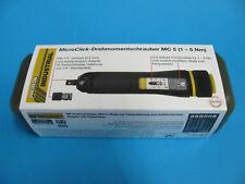 Proxxon 23347 Drehmomentschrauber Mirco Click MC 5 für 1-5 Nm