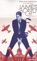 James Bond Service #1, Dynamite, Ian Fleming, Kieron Gillen, Antonio Fuso, VF-NM