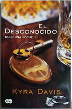 El Desconocido. Kyra Davis. Libro