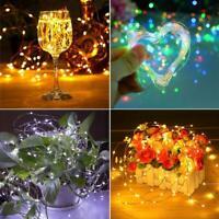 200 LED Solar Power Fairy Lights String Lamps Party Wedding Garden Outdoor Decor