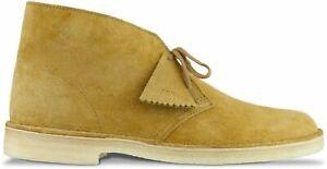 Clarks Originals Desert Boots Suede Oak Men's Size US 10.5   26138233