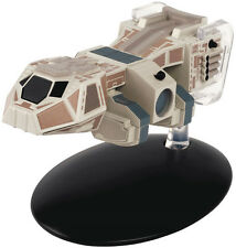 #76 Star Trek Baxial Die Cast Metal Ship-UK/Eaglemoss w Mag- FREE S&H