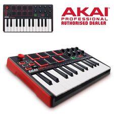 Akai MPK Mini Mk2 DJ Studio 25 Key MIDI USB Controller Keyboard