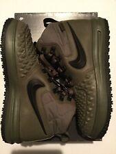 Nike Youth LF1 Lunar Force Duckboot GS 922807 200 Olive Green Black Boy Girl Air