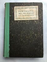 Portraits Real and Imaginary by Ernest Boyd