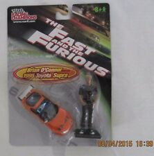 The Fast and The Furious: 1995 Toyota Super WITH BRIAN O'CONNOR RACING CHAMPIONS