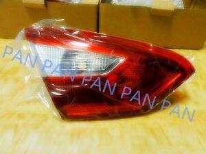 LEFT SIDE Inner rear bumper Tail Lights lamp for Ford Focus Sedan 2012-2014