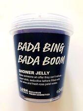 Lush Cosmetics UK Kitchen - BADA BING BADA BOOM Shower Jelly Vegan
