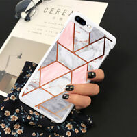 Marble Phone Case Cover For iPhone 12 Pro Samsung S20 Huawei Google Etc  115-2